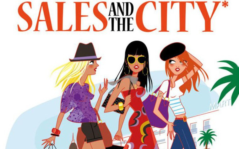 Nice - SALES AND THE CITY