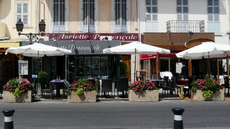Cannes - L'Assiette Provençale