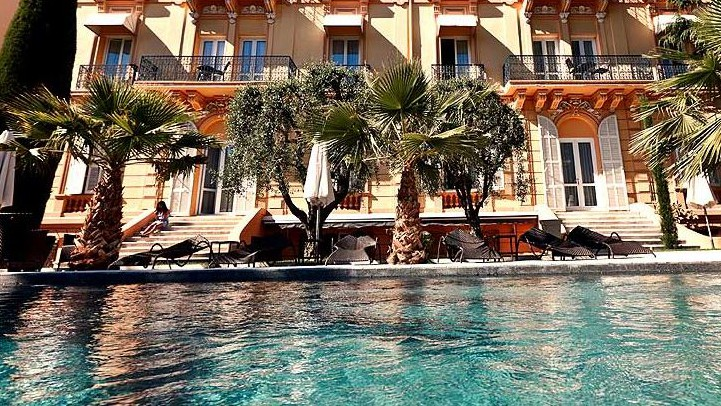 Cannes City Life - Hôtel de Paris ****Luxe