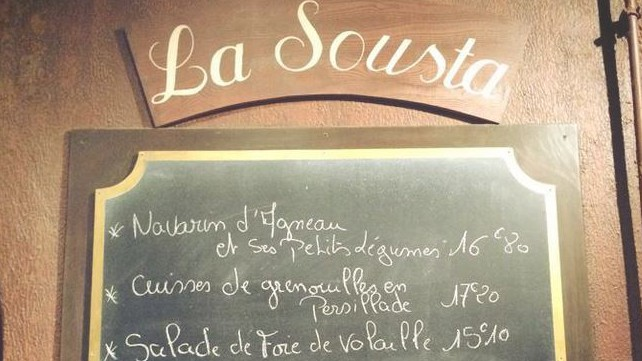 Cannes City Life - La Sousta