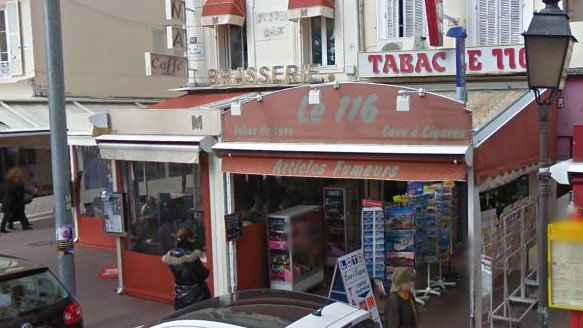 Cannes City Life - Tabac le 116