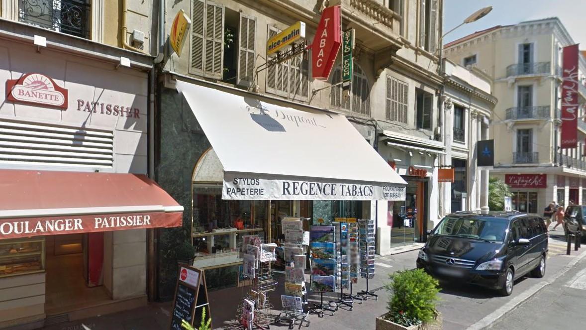 Cannes - Tabac le Regence
