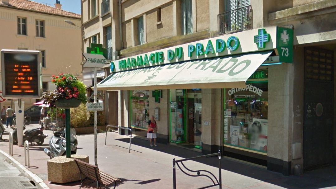 Cannes City Life - Pharmacie du Prado