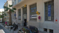 Poste Cannes Mimont