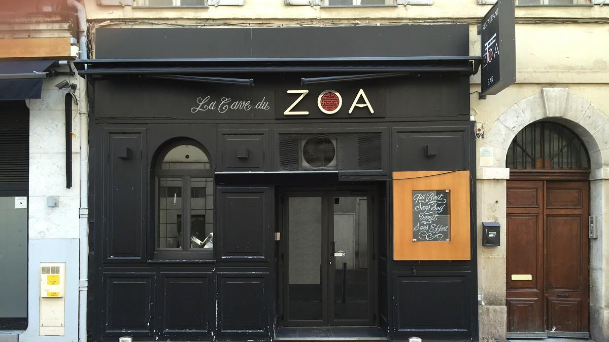 Cannes - La Cave du Zoa