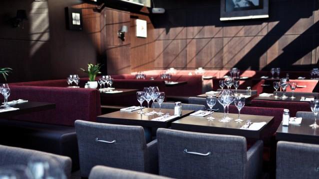 Cannes - L'Up Side Down Café