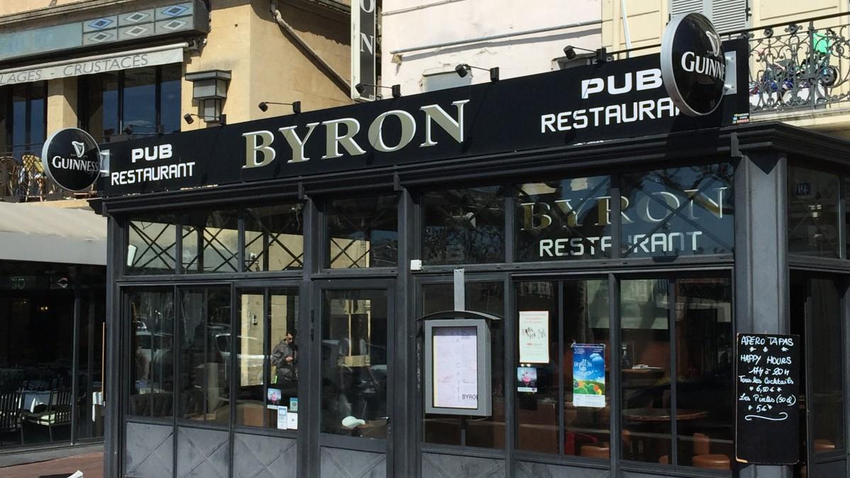 Cannes - Le Byron