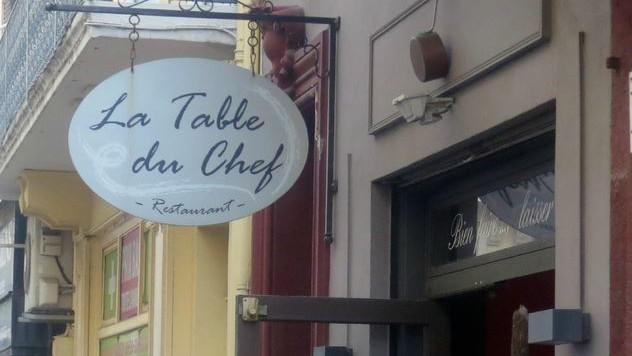 Cannes - La Table du Chef