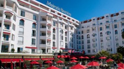 Hotel Majestic Barriere Cannes *****