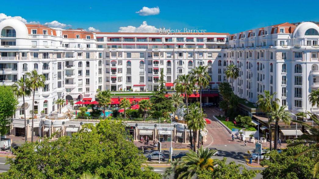 Cannes - HÔTEL BARRIERE LE MASJESTIC CANNES