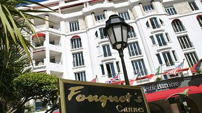 Cannes - Le Fouquet's Cannes