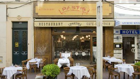 Cannes City Life - Pastis
