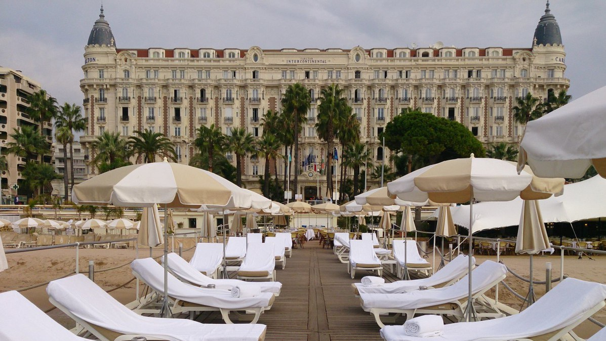 Cannes - InterContinental Carlton *****