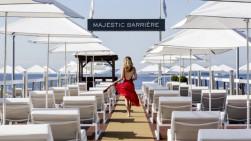 Restaurant La Plage - Majestic Barrière