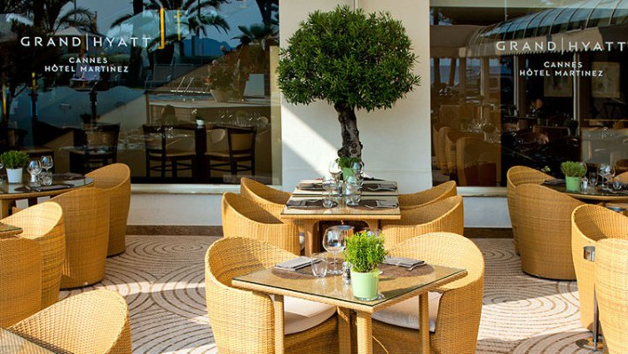 Cannes City Life - Restaurant LE RELAIS MARTINEZ