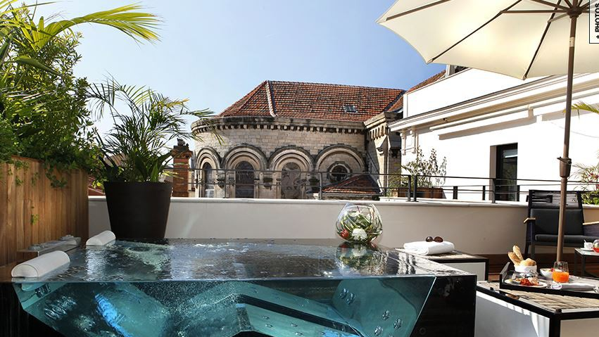 Cannes City Life - Five Seas Hotel Cannes *****