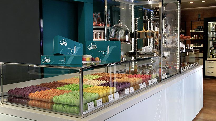 Cannes - Intuitions by J. Pâtisserie