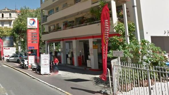 Cannes - Station Total République