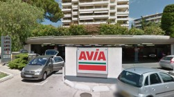 Station Avia le Cannet