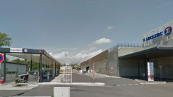 Station Leclerc La Bocca
