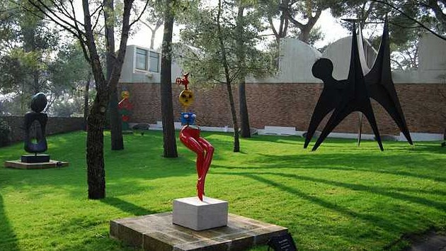 Cannes - La Fondation Maeght