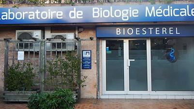 Cannes - Laboratoire Bioesterel  Bartoletti