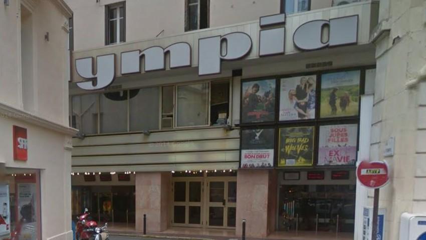 Cannes - Cinéma Olympia