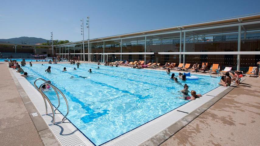Cannes - Centre aquatique Grand Bleu