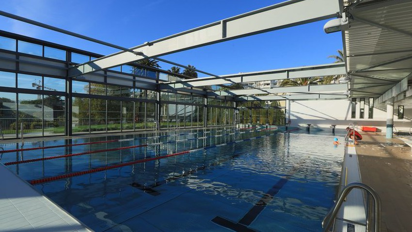 Cannes City Life - Piscine Montfleury