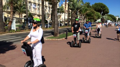 Cannes - Segway Mobilboard Cannes