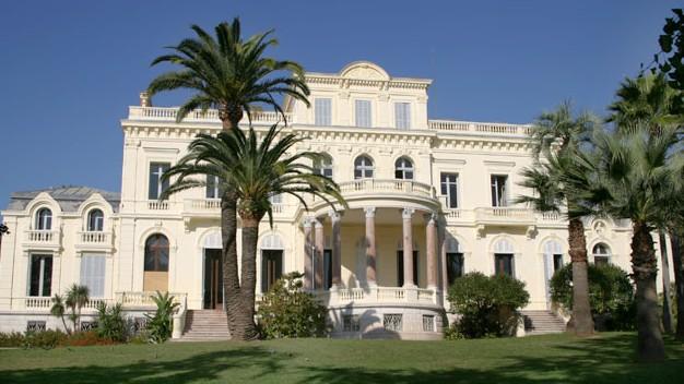 Cannes - Médiathèque Noailles
