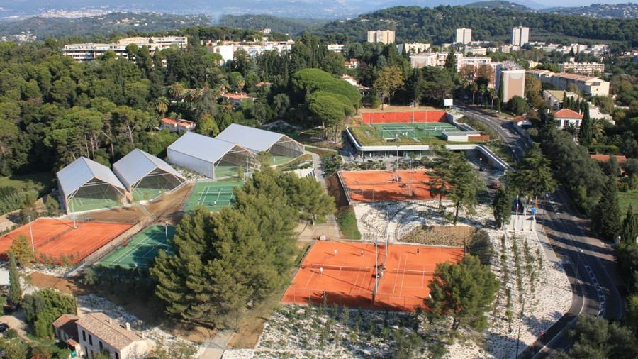 Cannes - Cannes Garden Tennis Club