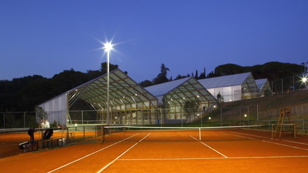 Cannes - Cannes Garden Tennis Club