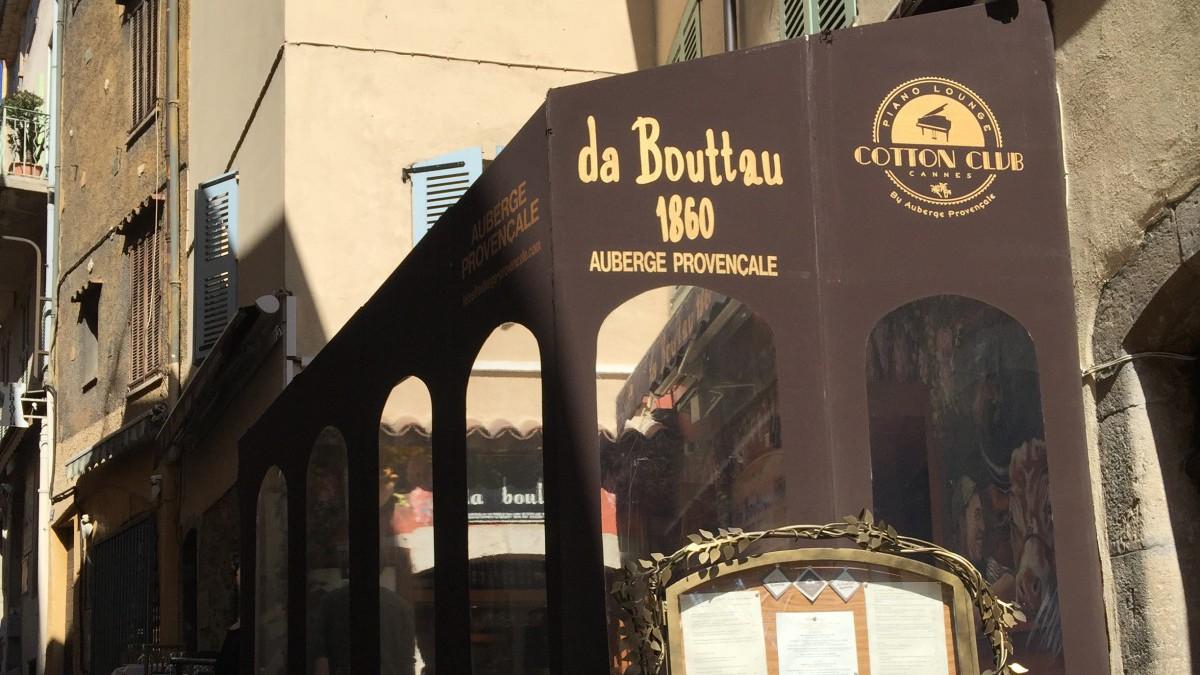 Cannes - Da Bouttau