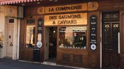 La compagnie des Saumons et caviars