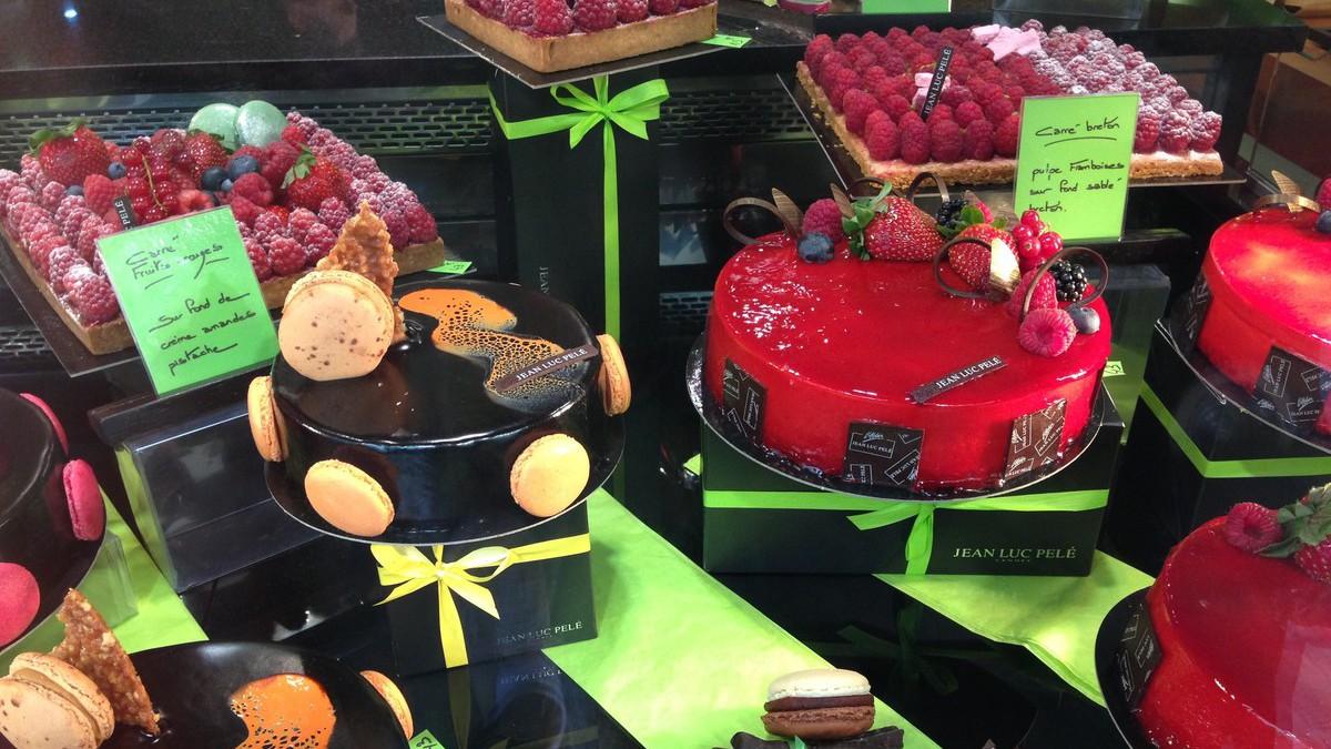 Cannes - Boulangerie Jean-luc Pelé Carnot