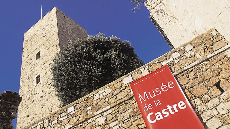 Cannes - Musée de la Castre