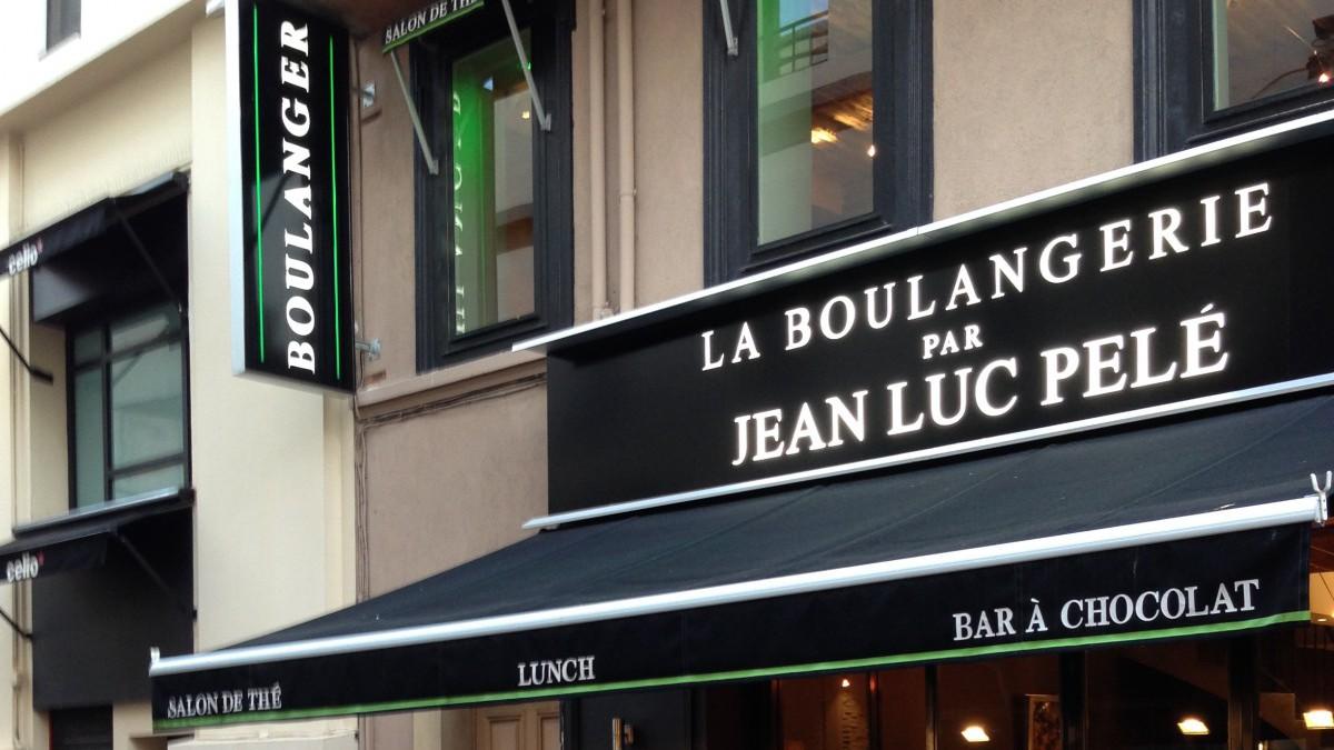 Cannes - Boulangerie Jean-luc Pelé Cannes