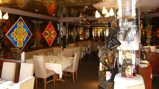 Cannes - Le Restaurant Arménien