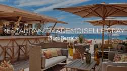 MADEMOISELLE GRAY PLAGE BARRIERE