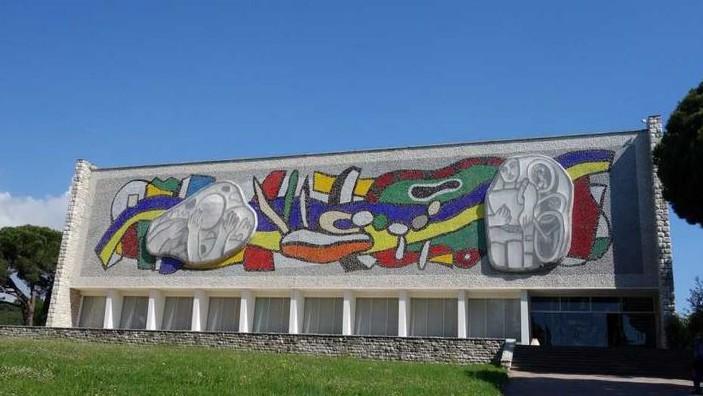 Cannes - Musée National Fernand Léger à Biot