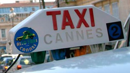 Cannes - Taxis Riviera Cannes