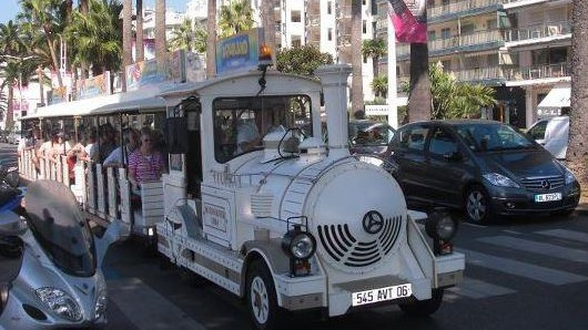 Cannes - Le Train du Cinéma