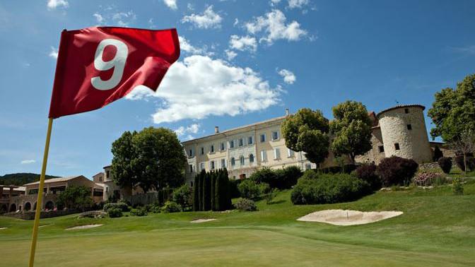 Cannes - Taulane Golf & Château