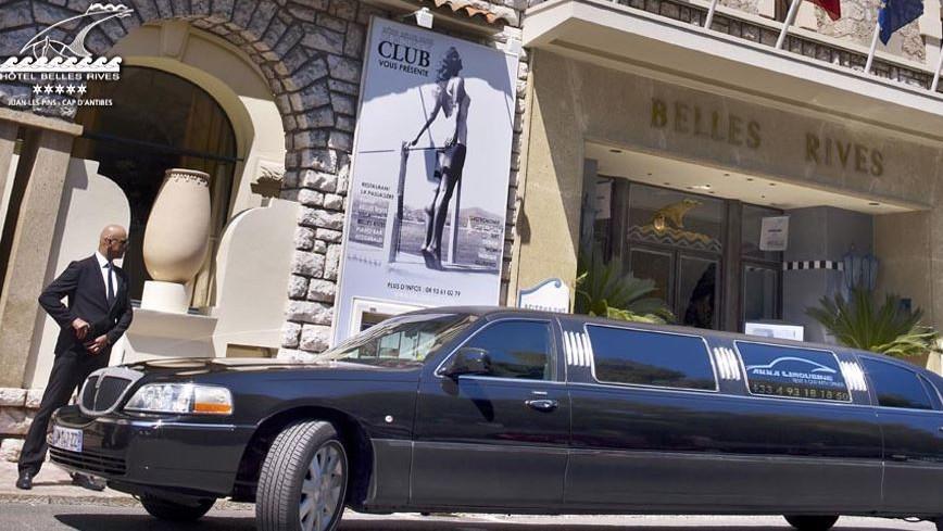 Cannes - Hôtel Belles Rives *****