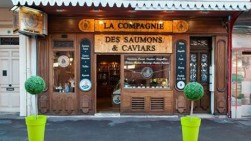 La Cie des Saumons et Caviars
