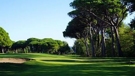 Cannes - Old course Golf Cannes