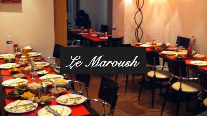 Cannes - Le Maroush