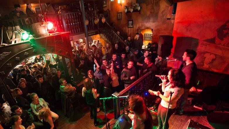 Cannes - MORRISON'S Irish Pub & lounge