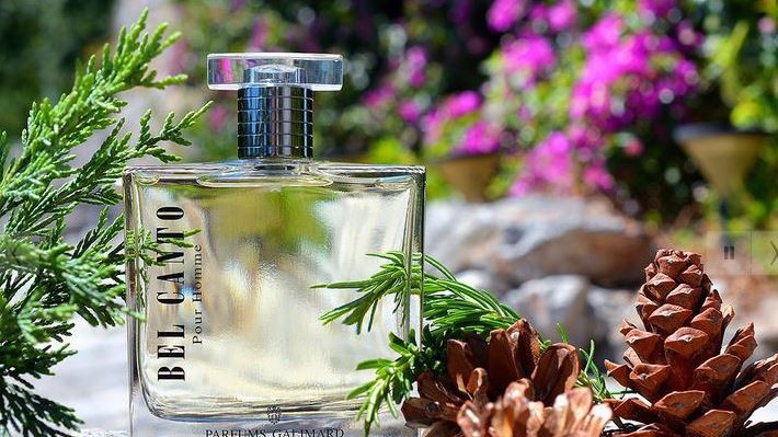 Cannes - Parfumerie Galimard